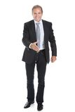 Happy business man offering handshake Royalty Free Stock Photography