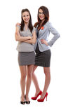 Happy business women Stock Photography
