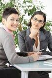 Happy businesswomen Royalty Free Stock Image