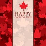 Happy Canada Day! Royalty Free Stock Photo