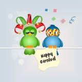 Happy Carnival Royalty Free Stock Photography