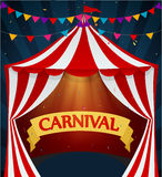 Happy carnival background Royalty Free Stock Photo