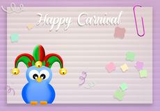 Happy Carnival Stock Images