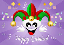 Happy Carnival Stock Image