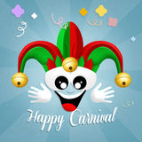 Happy Carnival Stock Photo