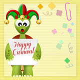 Happy Carnival Royalty Free Stock Photos