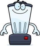 Happy Cartoon Blender Royalty Free Stock Photography