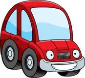 Happy Cartoon Car Stock Photography