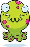 Happy Cartoon Monster Stock Images
