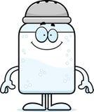 Happy Cartoon Salt Royalty Free Stock Photo