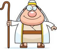 Happy Cartoon Shepherd Royalty Free Stock Photo