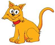 Happy Cat 715 Royalty Free Stock Photos