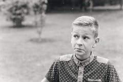happy chłopiec Fotografia Stock