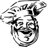 Happy Chef Stock Photography