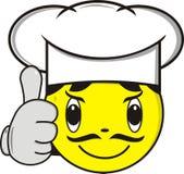 Happy chef Royalty Free Stock Photos