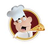 Happy chef Stock Image