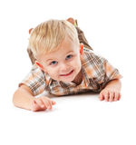 Happy child Stock Photos