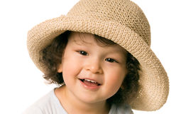 Happy child. Royalty Free Stock Photo
