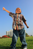 Happy Child Stock Images