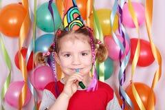 Happy child birthday Royalty Free Stock Photos