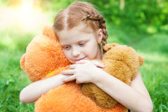 Happy Child Girl Royalty Free Stock Photo