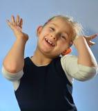 Happy child. Royalty Free Stock Photo