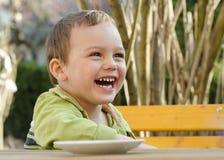 Happy child portrait Royalty Free Stock Photo