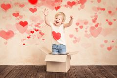 Valentines day 14 February holiday concept royalty free stock photo