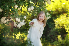 Happy child summer Royalty Free Stock Photography