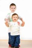 Happy childhood Royalty Free Stock Photos