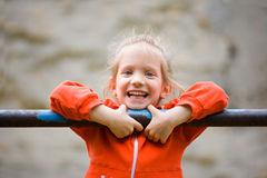 Happy childhood Royalty Free Stock Photography
