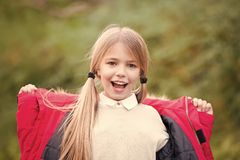 Happy childhood concept royalty free stock image