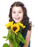Happy childhood Stock Photography