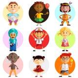 Happy Children's Day Illustration Stock Photography