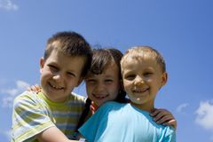 Free Happy Children Stock Photos - 1057223