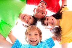 Happy Children royalty free stock photos