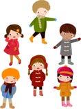 Happy children Royalty Free Stock Photography