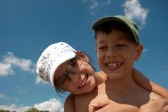 Free Happy Children Royalty Free Stock Photo - 12478215