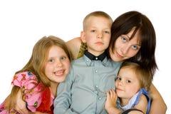Happy children Royalty Free Stock Photos
