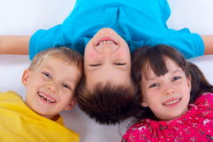 Happy Children royalty free stock photo