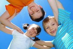 Free Happy Children Royalty Free Stock Photography - 5253847