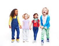 Happy children Stock Images