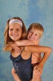 Happy children portrait Royalty Free Stock Images