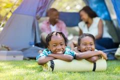 Happy children posing Stock Photo