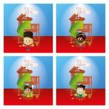 Happy children's day Stock Image