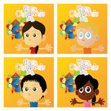 Happy children's day Royalty Free Stock Image
