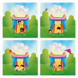 Happy children's day Royalty Free Stock Photography
