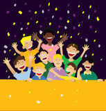 Happy Childs Vector Stock Photography