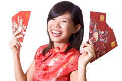 Free Happy Chinese New Year Stock Photography - 6818352