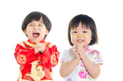 Happy chinese new year Stock Photography